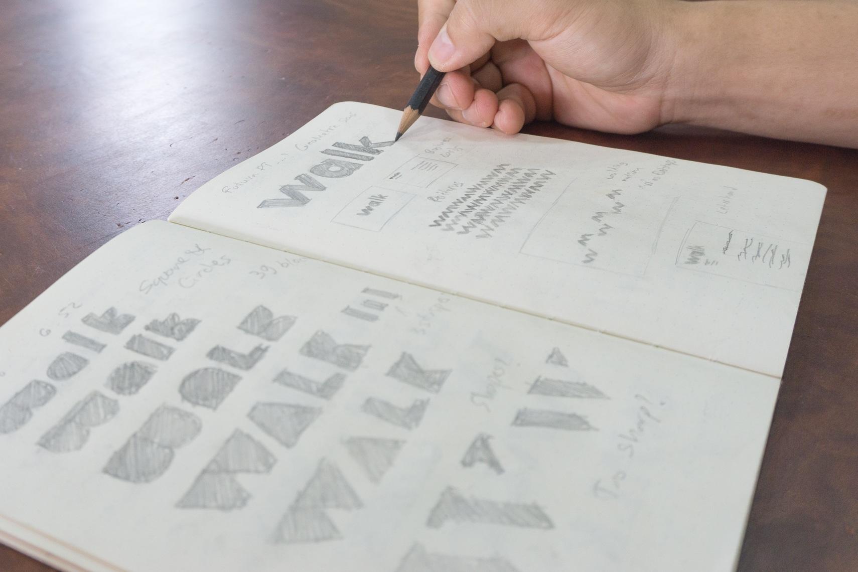 Walk-Missions-Brand-Identity-Design-Logotype-Sketch
